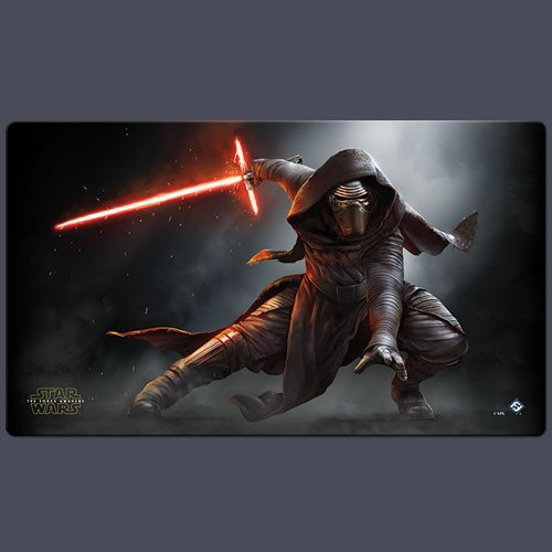 Star Wars Kylo Ren Playmat (The Force Awakens) Gaming Mat by Fantasy Flight Games