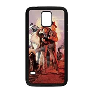 Samsung Galaxy S5 Phone Case Black Back-To-The-Future DTW8047902
