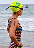 New Wave Swim Cap - Silicone