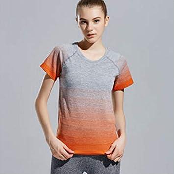 HWTP Camisa Polo para Mujer, Chaleco para Correr Yoga Sports ...