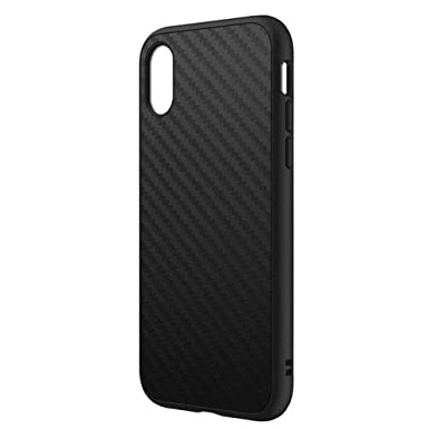 the latest 6fe75 45659 RhinoShield Case FOR IPHONE X [SolidSuit] | Shock Absorbent Slim Design  Protective Cover with Premium Matte Finish [3.5M/11ft Drop Protection] - ...