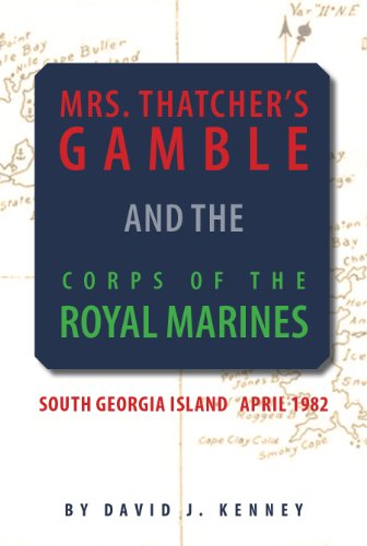 Book: Mrs. Thatcher's Gamble by David J. Kenney