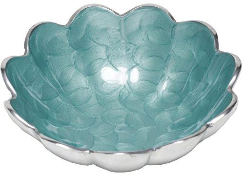 "Artisan d'Orient Classic 6"" Round Bowl, Color - Aqua"