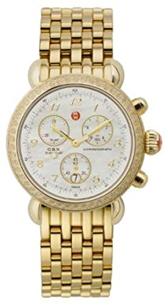 6b67bed1082f1 Image Unavailable. Image not available for. Color  Michele CSX 36 Ladies  Watch MWW03C000191