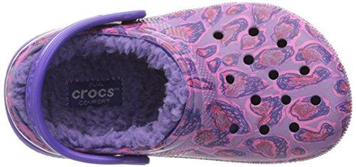 crocs Kinder 203508 Clogs Mehrfarbig