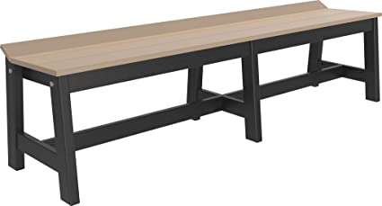 Terrific Amazon Com Furniture Barn Usa Outdoor Cafe Dining Bench Ocoug Best Dining Table And Chair Ideas Images Ocougorg