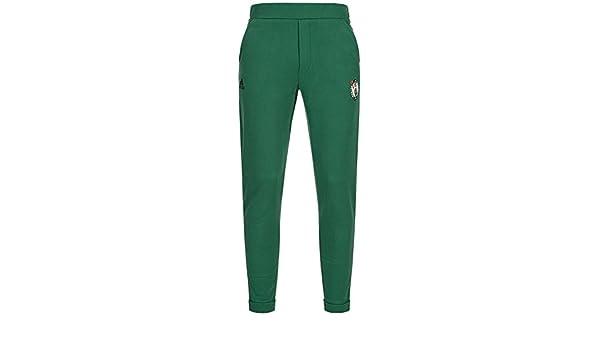 adidas Boston Celtics Entrenamiento NBA Pant b03361, Verde, Large ...