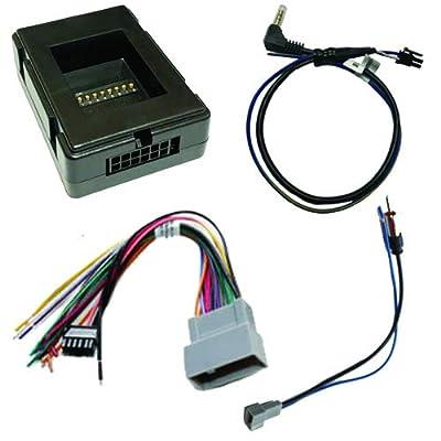 Crux SWRHN-62L Radio Replacement Accessories: Automotive