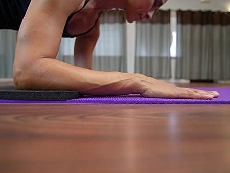 Amazon.com: SukhaMat - Rodillera de yoga - La mejor ...