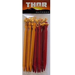 "The Anchor - 7"" (10 Pack of Red