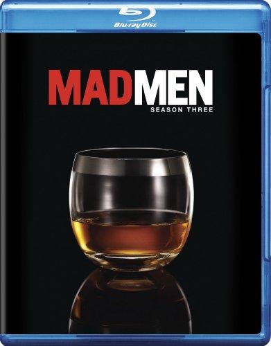 Blu-ray : Mad Men: Season 3 (, Dolby, AC-3, Digital Theater System, Widescreen)