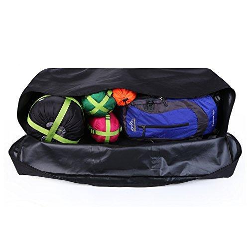OUTAD 55L 100L 150L Außen Riesige Kapazität Wasserdicht MTB Radfahren Wandern Camping Gepäcktasche Rucksack
