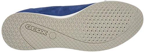 Geox D Mujer denim Azul Para Zapatillas A Avery frnvH1r