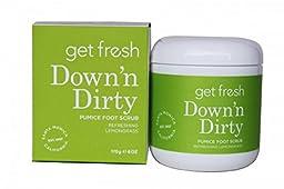 Get Fresh Down N Dirty Foot Scrub