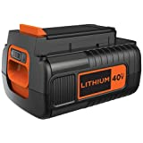 BLACK+DECKER 40V Max Battery, 2.0-Ah (LBX2040)