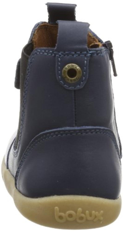 Bobux Unisex - Child 460637 Boots Blue Blau (navy 5) Size: 21