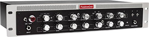 Positive Grid BIAS Rack 600-watt Amp Match Rackmount Amplifier Head