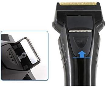 Kemei KM de 2016 afeitadora eléctrica recargable afeitadora con ...