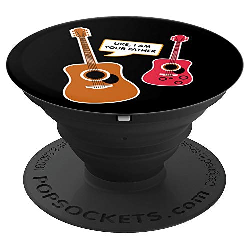 Funny Ukulele Marching Band Gift for Music Teacher - PopSockets Grip and Stand for Phones and -