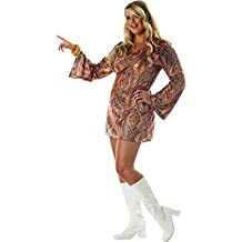 California Costumes Disco Dolly Plus Size Costume 3XL