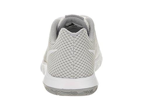 Nike Womens Flex Experience Rn 6 Scarpa Da Corsa Bianco / Bianco / Grigio Lupo