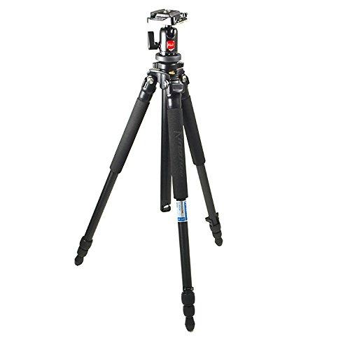 キングジョイAK207キットトラベル三脚カメラ三脚カメラスタンドボールヘッドアルミ   B076F4VFDV