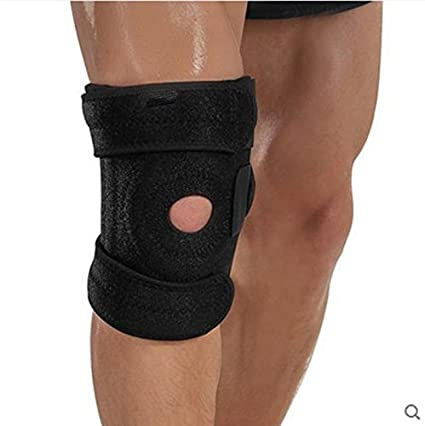 275c518f57 Amazon.com: Knee Brace Support Protector Adjustable Knee Pad Open Patella  Breathable Neoprene: Home & Kitchen