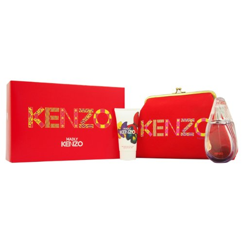 Kenzo Madly Women 3 Piece Gift Set