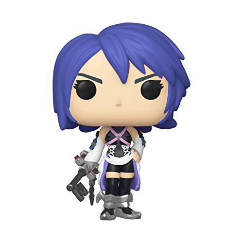 Funko Pop Disney Kingdom Hearts 3-Aqua Figura Coleccionable, Multicolor (39