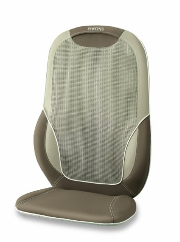 031262054128 - HoMedics MCS-510H Total Back and Shoulder Massage Cushion carousel main 0