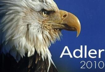 Weingarten-Kalender Adler 2010