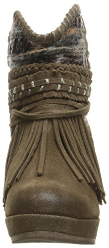 Canyon Dream Women's Monkey Ankle Taupe Bootie Naughty wUtEqdTW