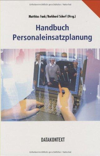 Handbuch Personaleinsatzplanung