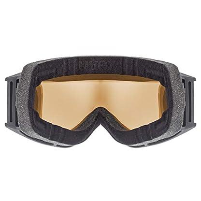 uvex Unisex– Erwachsene, g.gl 3000 TO Skibrille, black mat, one size 3