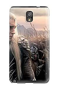 Defender Case For Galaxy Note 3, The Hobbit: The Battle Of The Five Armies Pattern