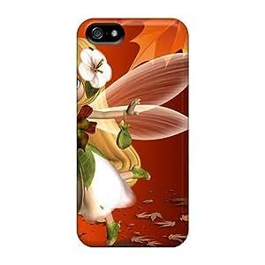Case For Sam Sung Galaxy S4 Mini Cover Fashion Design Autumn Sweet Fairy Case-EtdATxi5128cEZGd
