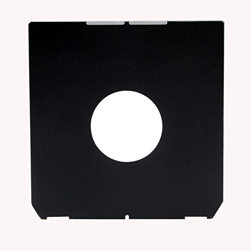 Copal Compur Prontor #0 Lens Board 96x99mm For Linhof Technika Wista Ebony Shen Hao Chamonix Toko Tachihara 4x5 - Tracking Ups First Class