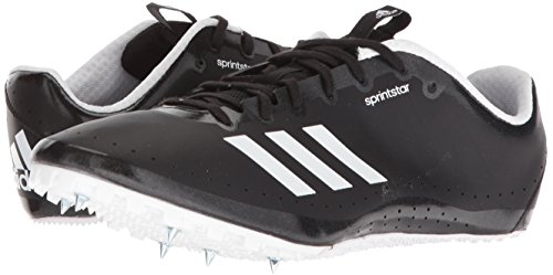 adidas Women's Sprintstar w, core Black/Orange/White 11.5 M US by adidas (Image #5)