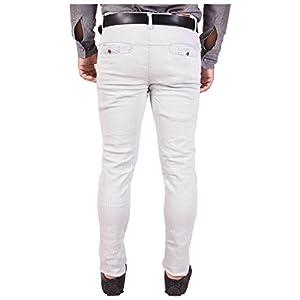 Nation Polo Club Men's Slim Fit Cotton Lycra Blend Casual Trouser(NPCDANA51)