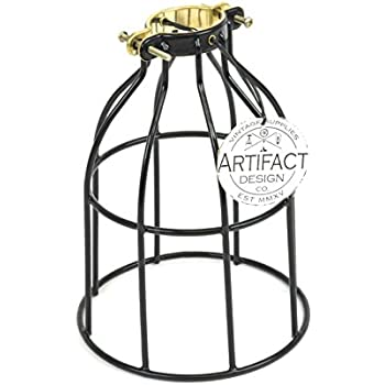 Rustic State Elegant Design Metal Wire Cage By Artifact Design For