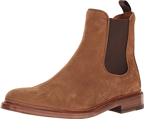 italian suede boots - 1