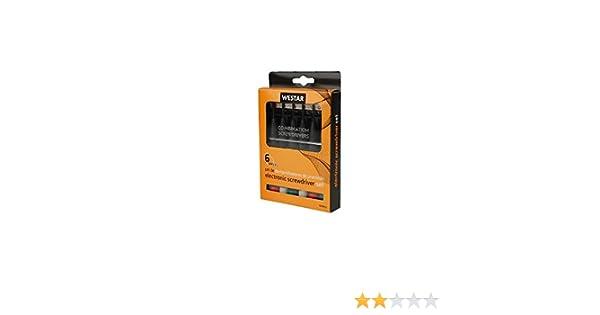Westar 8435353717176-6 destornilladores electrónicos cerámicos ...