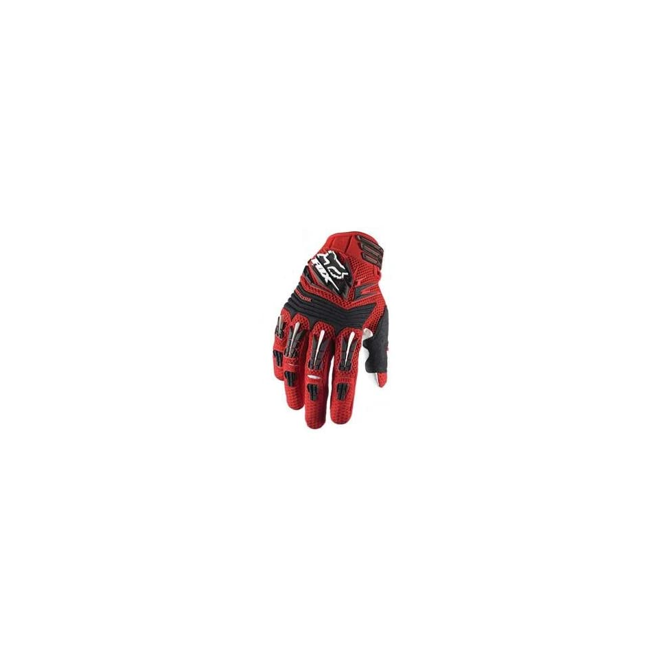 Fox Racing Pawtector Gloves   X Large/Red