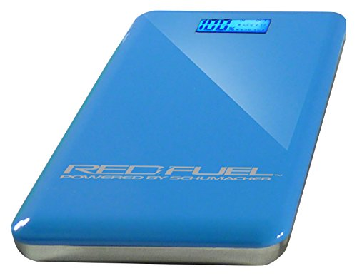 Schumacher SL54 10000mAh Blue Lithium Ion Fuel Pack by Schumacher