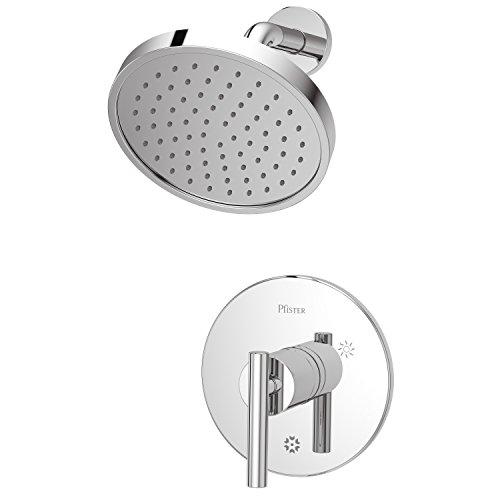 (Pfister  LG89-7NCC Contempra Shower Only Trim Kit 1.8 gpm Polished Chrome)
