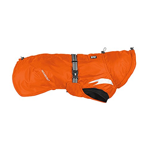 Product image of Hurtta Summit Parka Dog Winter Coat, Orange, 20 in