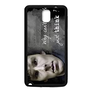 Sherlock Holmes Quotes Cell Phone Case for Samsung Galaxy Note3