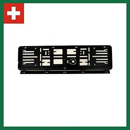 Wechselkennzeichen Rahmen Schweiz 2 Mal 80x300 Und 2 Mal 110x500 Set Amazon De Auto