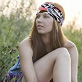 DRESHOW 8 Pack Women's Headbands Headwraps Hair