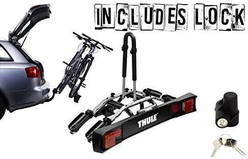 GL-Thule 9502 - Soporte para 2 Bicicletas (Incluye cerraduras ...